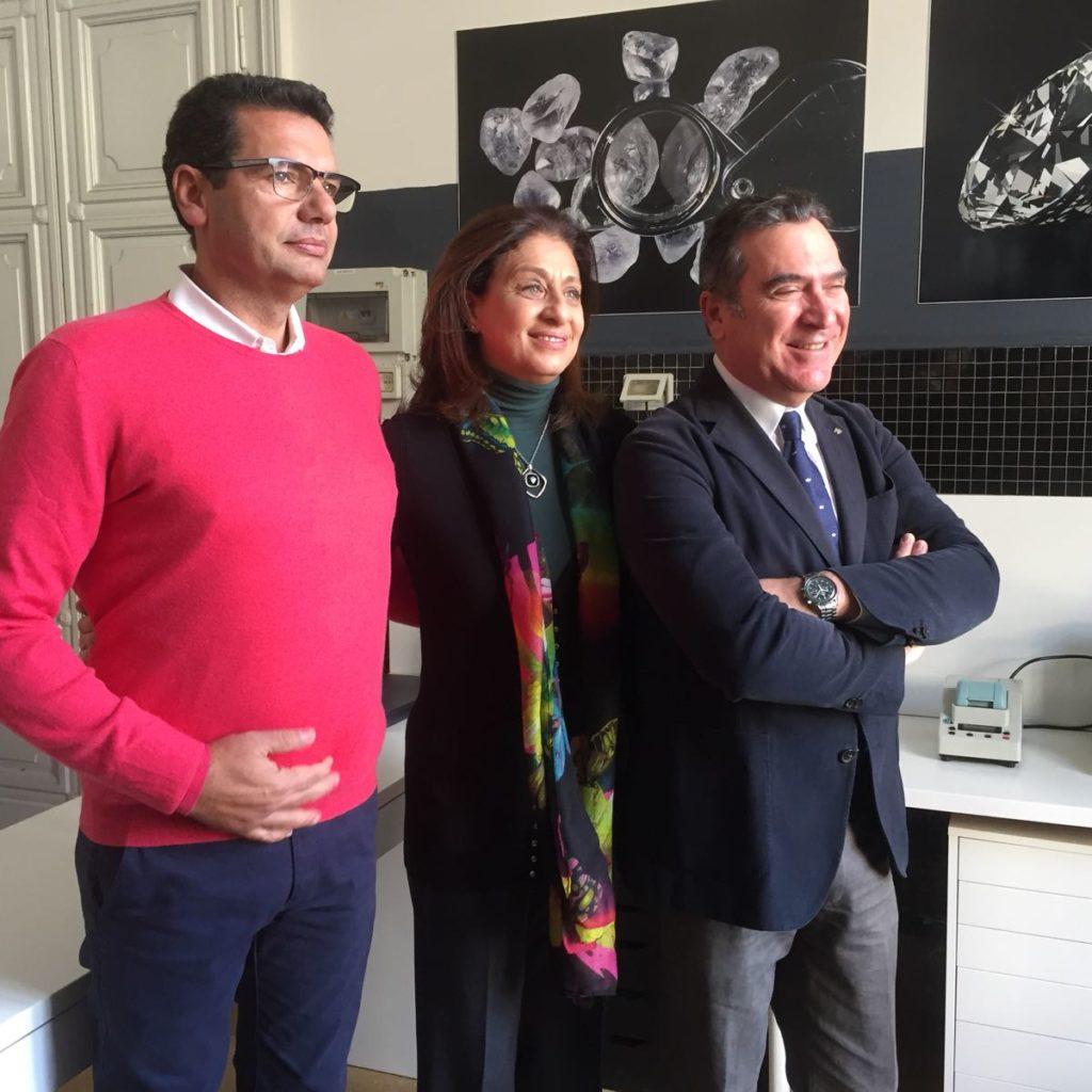 Messina/Presentato il Laboratorio di gemmologia della Camera di commercio