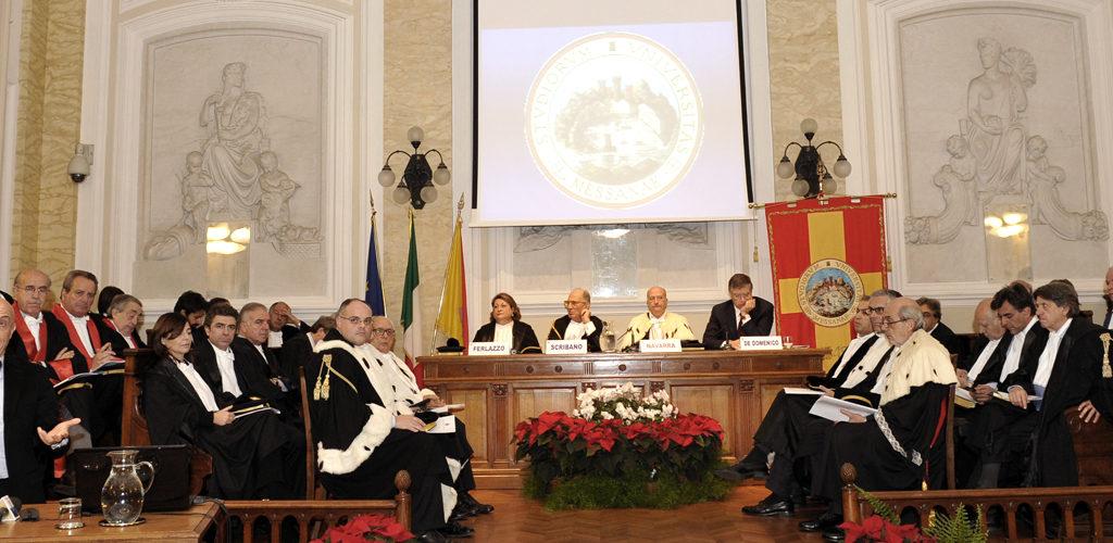 Messina, inaugurato anno accademico alla presenza del Ministro Minniti