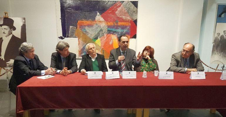 Messina, presentato il Comitato per la Commemorazione del cinquantenario della morte del Premio Nobel Salvatore Quasimodo