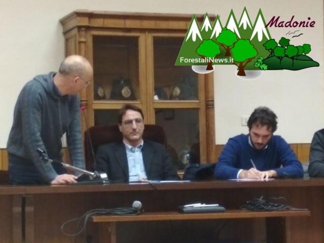 Le Madonie gridano il diritto di vivere. Claudio Fava né prende atto a Petralia