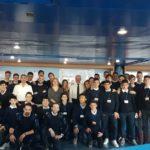 """Istituto """"L. Da Vinci"""" di Milazzo: gli studenti del Nautico in navigazione con Grimaldi Lines per stage formativo."""