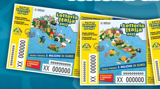 Lotteria Italia, ecco tutti i biglietti vincenti (serie e numeri)
