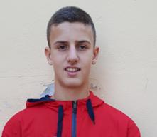 Il milazzese Lo Duca nell'Under 15 del Catania Calcio