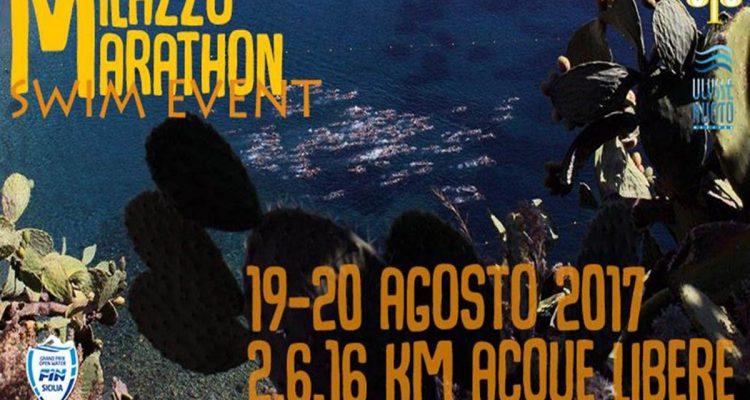 Milazzo Marathon Swim Event, al Tono due giorni dedicati al nuoto