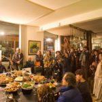 """Milazzo. """"Innamòràti della bellezza"""": l'intenso cenacolo sull'amore con Antonio Presti che incanta il pubblico."""