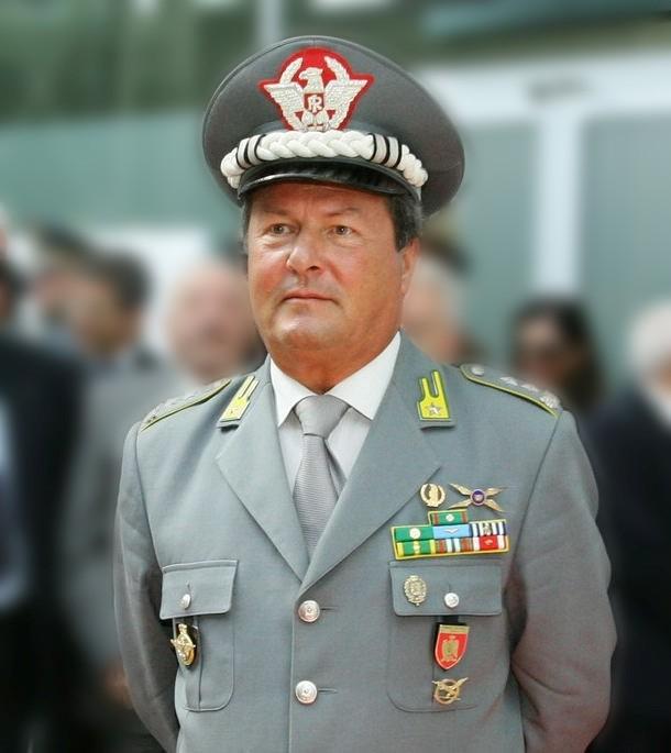 il generale Domenico Achille alla guida di Riscossione Sicilia