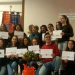 """LICEO """"IMPALLOMENI"""": GLI STUDENTI PARTECIPANTI AL PROJECT WORK"""