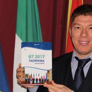 """G7 2017 Taormina Capitale del Mondo"""
