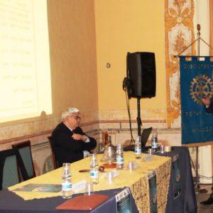 Convegno del Rotary di Milazzo sulle apnee notturne