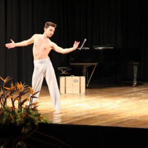 Danza/ Il milazzese Andrea Torre pronto a spiccare il volo per Parigi