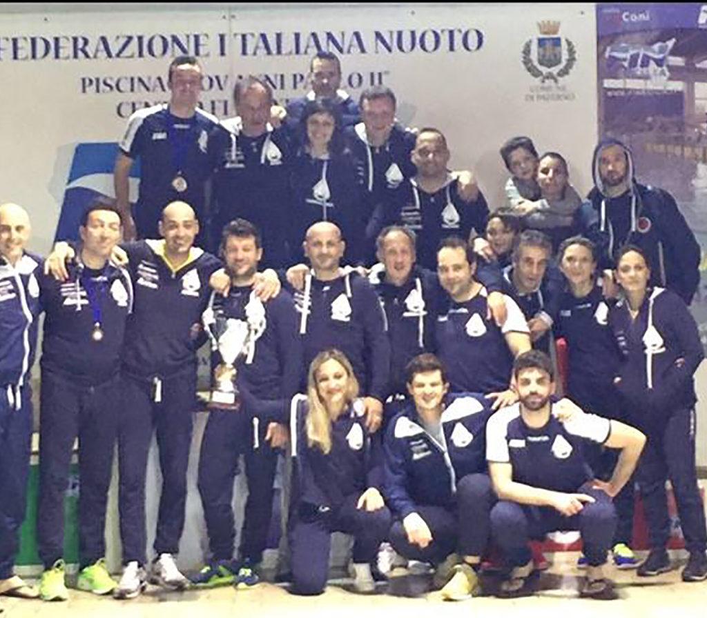 Nuoto, successo degli atleti milazzesi ai Campionati Regionali Master