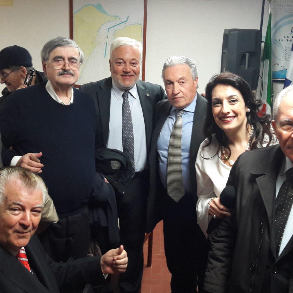"""Messina/ Alla Lega Navale di Messina la tavola rotonda """"100 anni di Storia del nostro mare"""""""