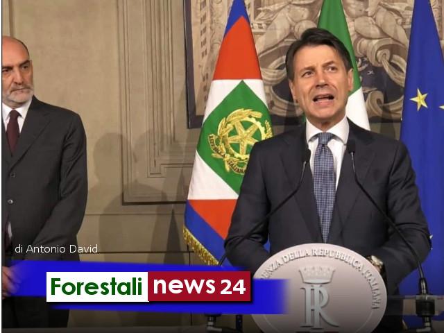 Mattarella spiega perché ha detto no a Giuseppe Conte