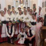Milazzo/ il Gruppo Folk in Croazia