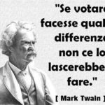 Italiani di nuovo alle urne ? Il popolo non crede più ai miracoli