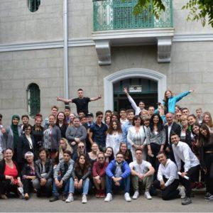 Progetto Erasmus,  studenti di Norvegia e Repubblica Ceca a Milazzo e a Barcellona