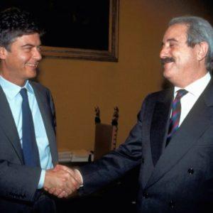 CAPO D'ORLANDO (ME), CLAUDIO MARTELLI RICEVE IL PREMIO DEDICATO A SALVATORE CARNEVALE.