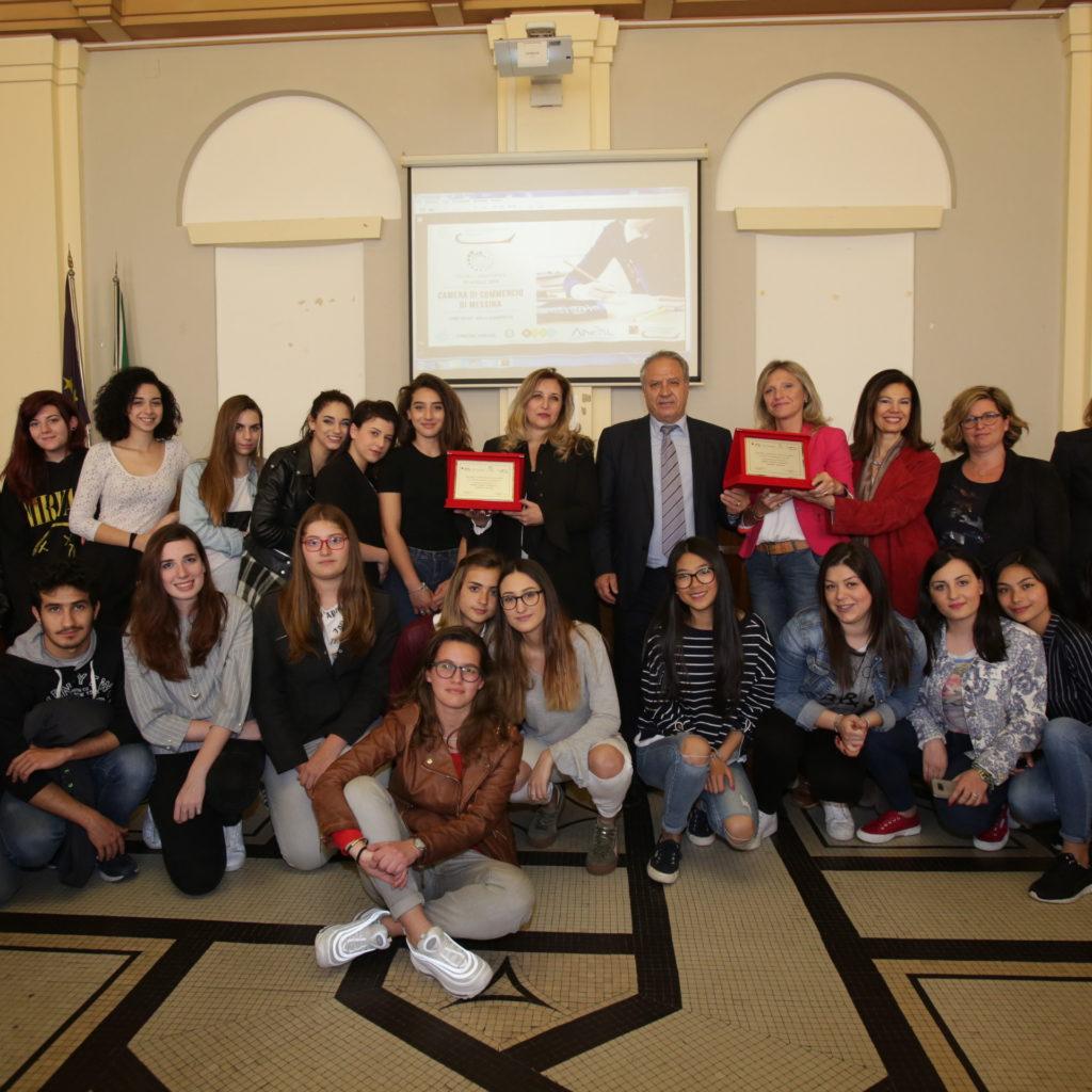 """""""Premio Storie di Alternanza"""": vincono l'Istituto tecnico """"Jaci"""" e il Liceo scientifico """"Seguenza"""""""