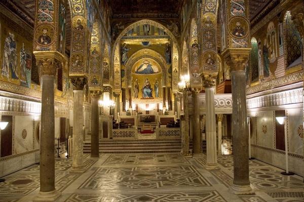 Palermo/ I segreti del Palazzo Reale