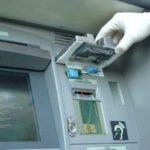 Bancomat manomessi a Palermo, due serbi denunciati
