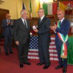Milazzo/ Conferita cittadinanza onoraria al dottor Carmine Russo