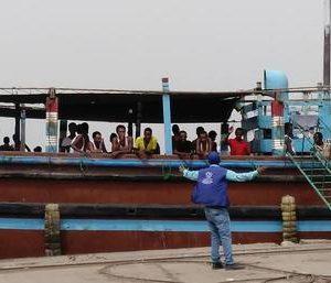 Migranti: 4 annegati davanti Linosa