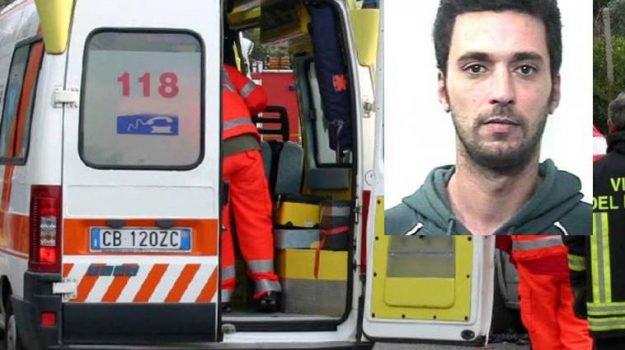 Marsala muore a 33 anni in un incidente, padre di 3 figli