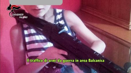 Palermo/ Tratta migranti e traffico armi, 17 fermi