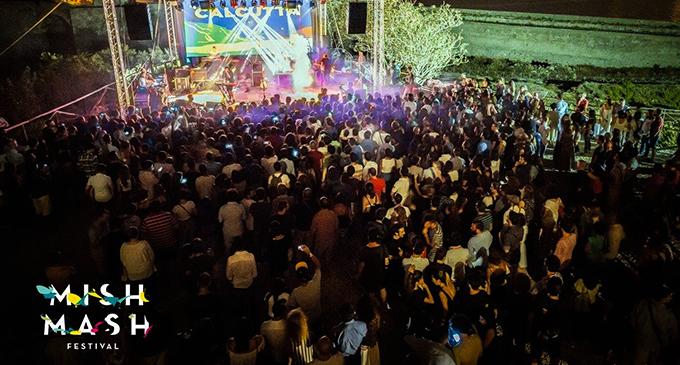 MILAZZO: AL VIA LA TERZA EDIZIONE DEL MISH MASH FESTIVAL