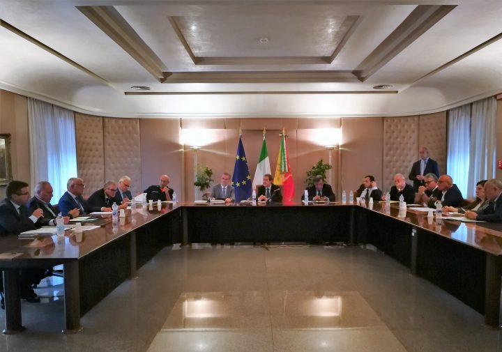 Regione: via al piano operativo per la sicurezza delle strade siciliane