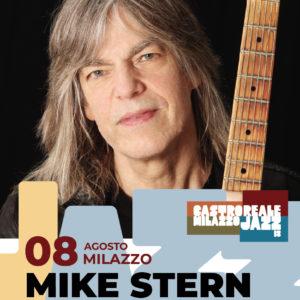 CastrorealeMilazzo Jazz Festival /Al Castello di Milazzo il grande Mike Stern