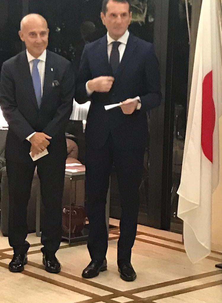 """L'assessore Pappalardo a Tokyo: """"Grandissimo successo della Sicilia nella Tourism Expo"""""""
