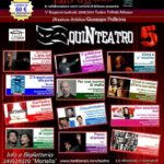 """Presentata la 5^ stagione teatrale di """"QuiNteatro"""""""