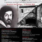 A Monforte si ricorda il viaggio in Sicilia di Caravaggio