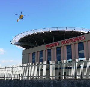 Hostess al Pronto soccorso Policlinico di Catania