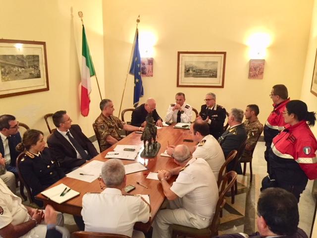 Messina/ Concerto Interforze domenica 28 ottobre a Forte Cavalli
