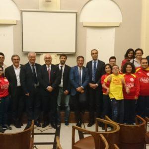 """Presentato al Palazzo camerale lo Sportello """"CSR legalità e responsabilità sociale d'impresa"""""""