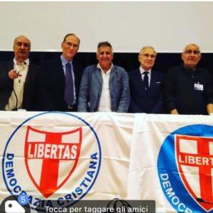 L'assessore di Milazzo Carmelo Torre nel consiglio nazionale della Democrazia Cristiana