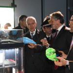 Inaugurato un impianto fra i più tecnologici d'Europa per il recupero della plastica