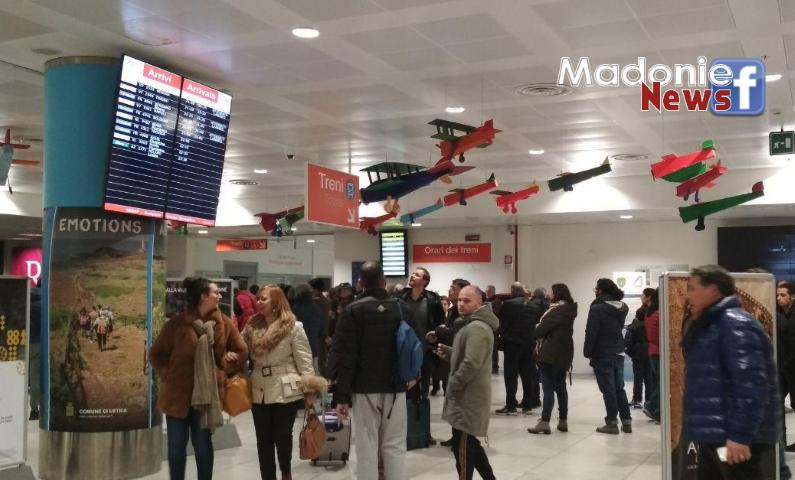 Anno record di passeggeri per il Falcone-Borsellino. Futuro ancora più roseo