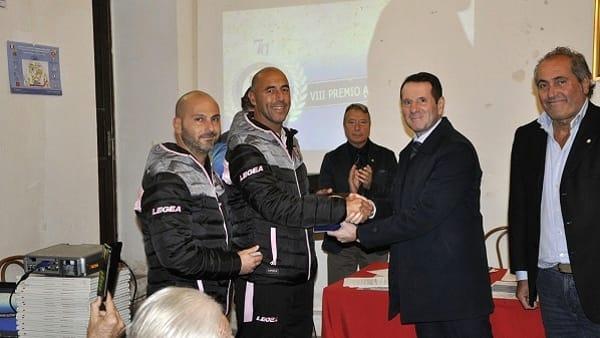 Palermo/ Consegnati i Premi Azzurri d'Italia