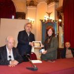 A Palazzo dei Leoni il 40° Compleanno del Circolo Filatelico Peloritano.