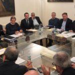 Terremoto, Musumeci coi sindaci  La giunta convocata a Catania