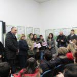 La Natività in serra all'Istituto Agrario di Milazzo