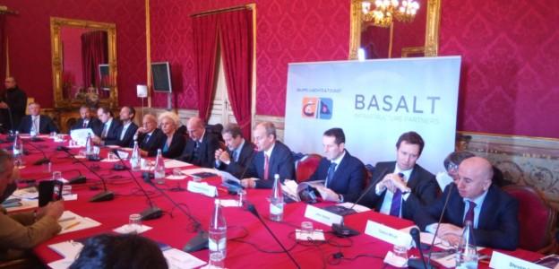 Caronte & Tourist sposa Basalt  L'accordo finanziario da 130 milioni