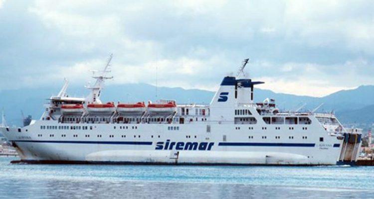 """Nuovi motori per la nave """"Laurana"""" del gruppo Caronte"""