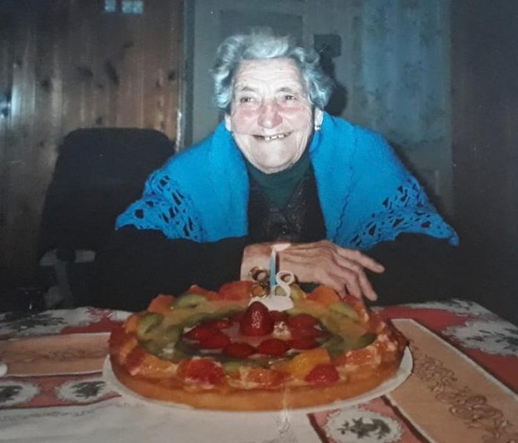 Cattafi/ Nonna Anna spegne 100 candeline!