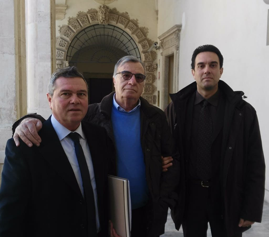 """Una delegazione del Museo """"N. Cassata"""" di Barcellona P.G. a Catania in audizione dalla Commissione Nazionale Reti Museali."""