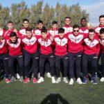 All'A.S.D. Milazzo il titolo provinciale Juniores