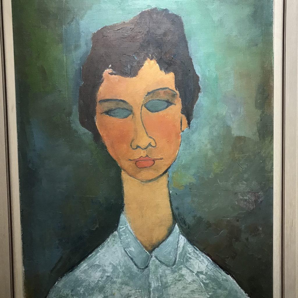 Palermo/Sequestrati due falsi di Modigliani